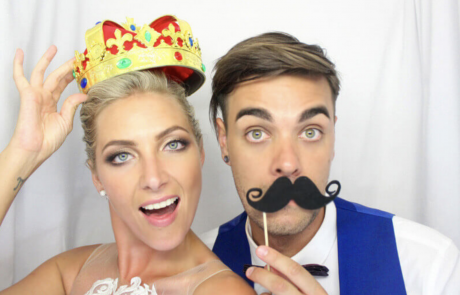Enclosed Photo Booth Hire