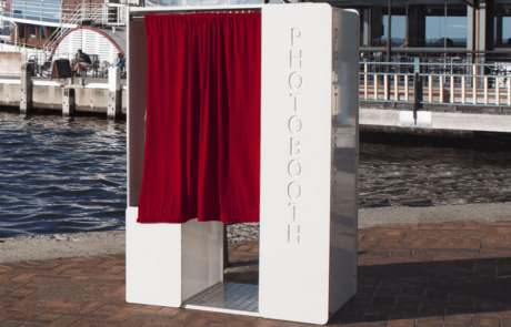 Enclosed Photo Booth Swan River